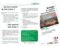Notice DDT brûlage